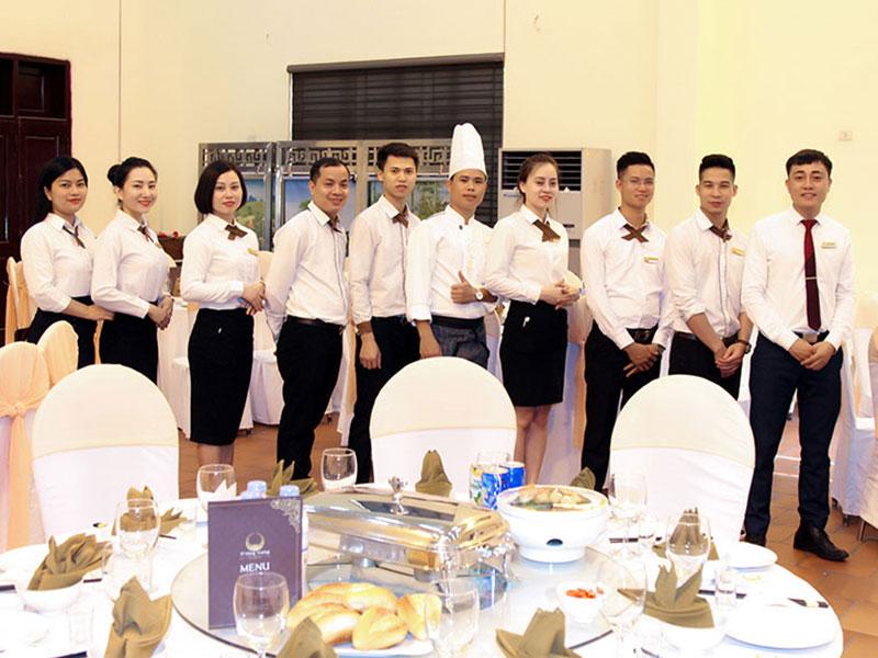 Dịch vụ tiệc lưu động đẳng cấp tại Hà Nội
