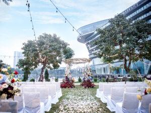 Xu hướng tiệc cưới 2020 - 2021: Tiệc cưới thân mật