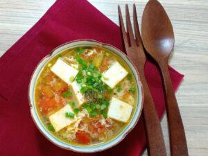Cách nấu súp cá đậu phụ ngọt ngon