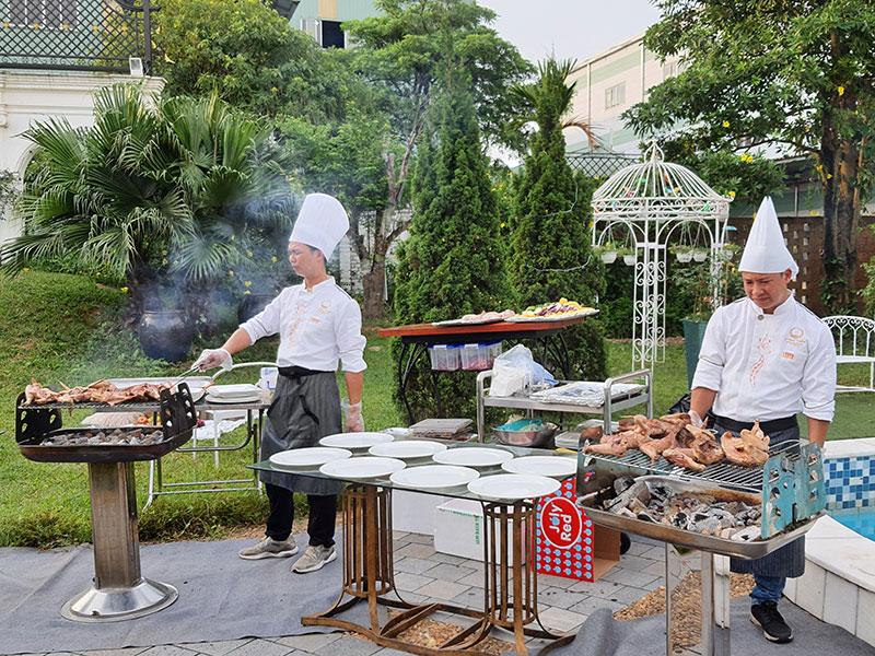 Dịch vụ nấu cỗ Hà Nội chuyên nghiệp