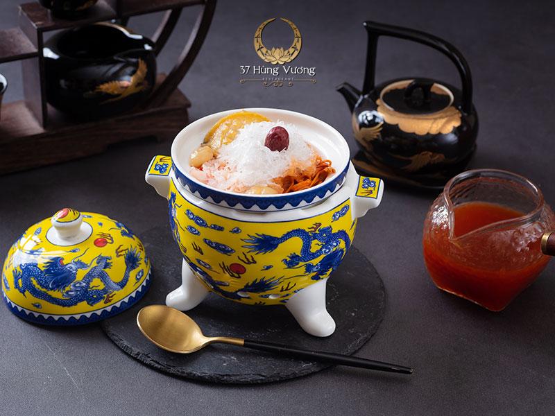 Tuyệt phẩm 37 Hùng Vương – Món ngon bồi bổ sức khỏe, hỗ trợ nâng cao sức đề kháng phòng chống dịch bệnh