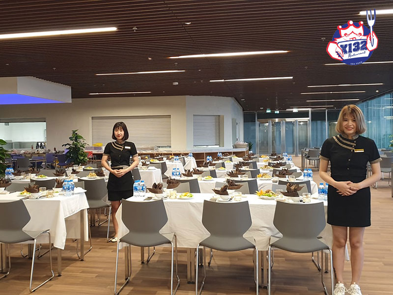 Dịch vụ đặt tiệc chuyên nghiệp mang đến nhiều lợi ích cho khách hàng